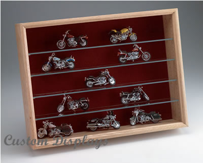 Diecast / Matchbox Car Display Cases