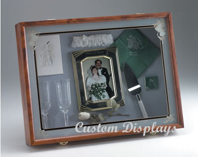 Wedding Display Case